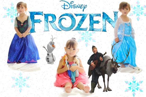 Frozen/ Tucson Portrait Composite