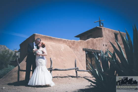 Rosenblums Eclectic Photography - Olivia & James Tucson Wedding Photography