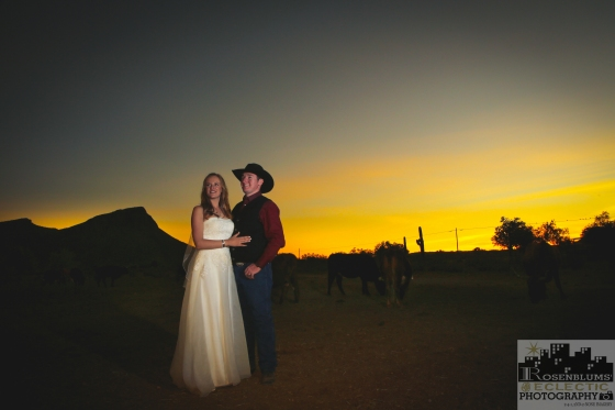 Rosenblums' Eclectic Photography/Jelisha and Trever Wedding Tucson Wedding/White Stallion Ranch Tucson Wedding Photography